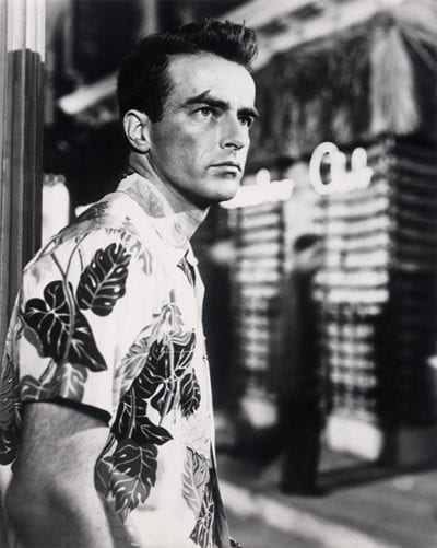 Camisa hawaiana de los años 50