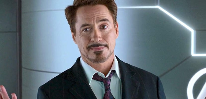 Perilla de Robert Downey Jr.