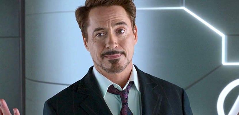 Perilla de Robert Downey Jr.