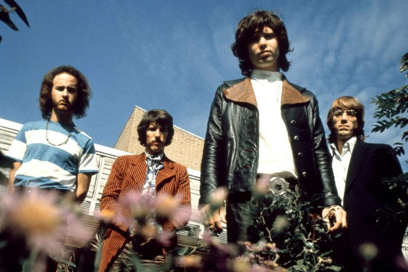 El grupo The Doors