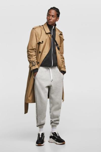 Pantalón de chándal de Zara