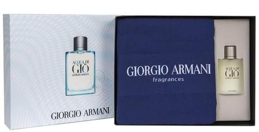 Aqua di Gio de Giorgio Armani