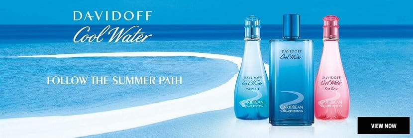 Cool Water de Davidoff