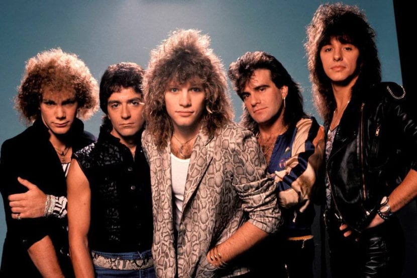 Bon Jovi en los años 80