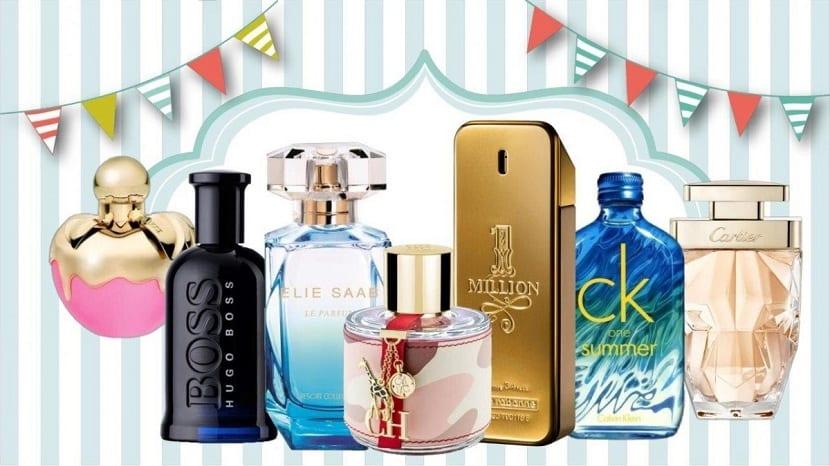 características de un perfume para hombres