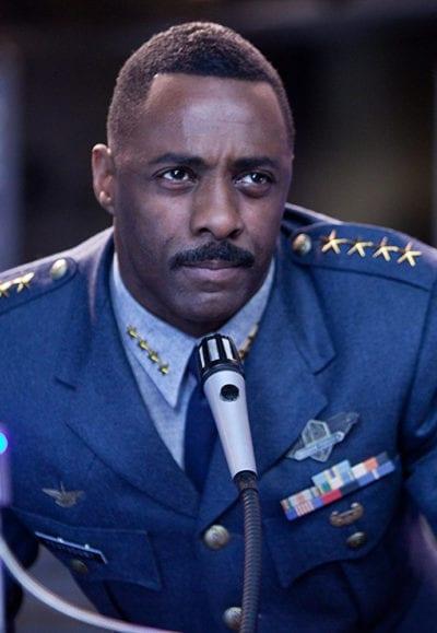 Idris Elba en 'Pacific Rim'