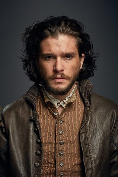 Kit Harington en 'Gunpowder'