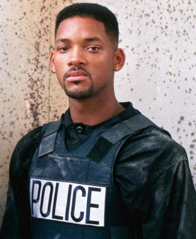 Will Smith en 'Dos policías rebeldes'