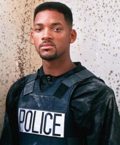 Will Smith en 'Dos policías rebeldes'
