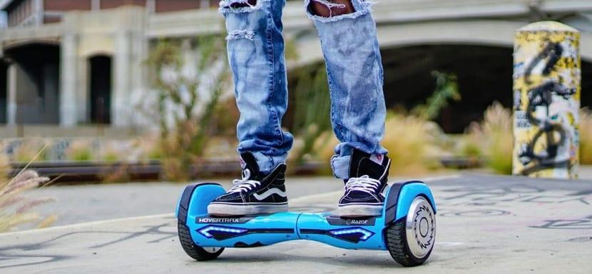 Hoverboard y su funcionamiento