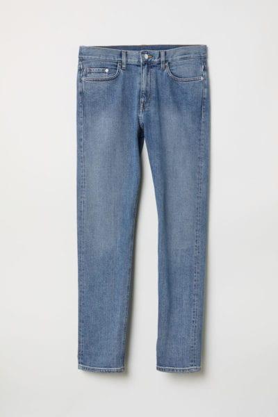Jeans azules de H&M