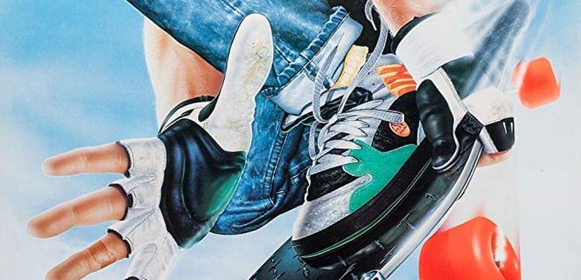 Skater de los años 80