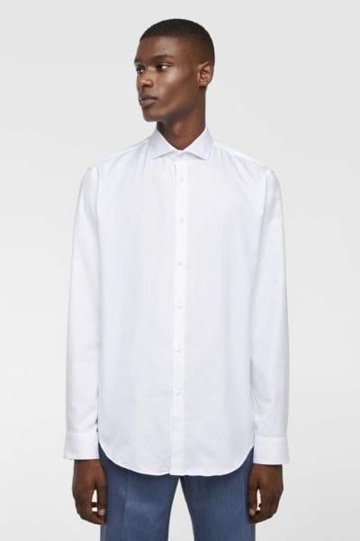 Camisa regular fit de Zara