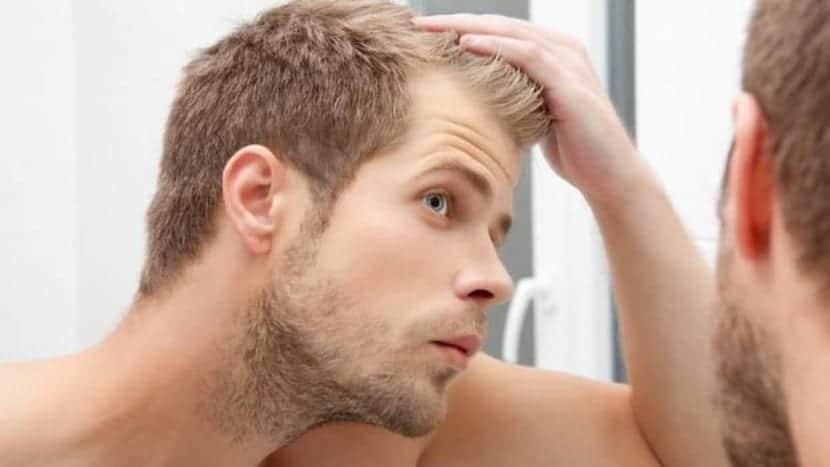 Caída de pelo por ausencia de vitaminas