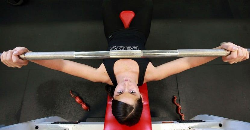 Tipos de agarres en el gimnasio
