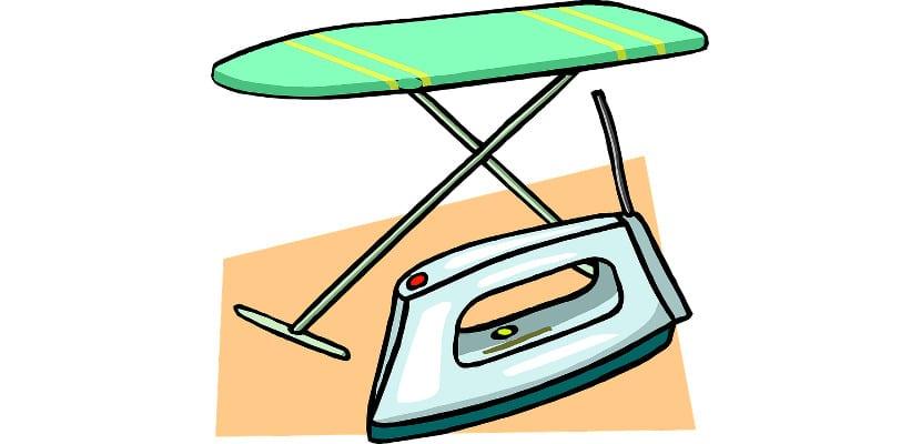 Plancha y tabla