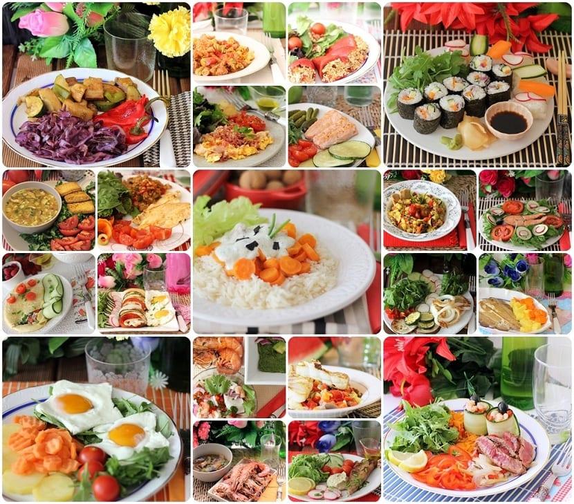 Alimentos dieta perricone