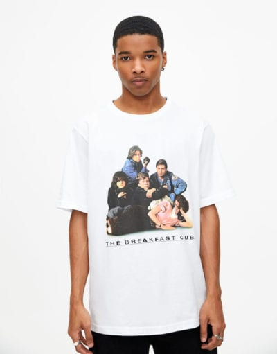 Camiseta de 'The Breakfast Club'