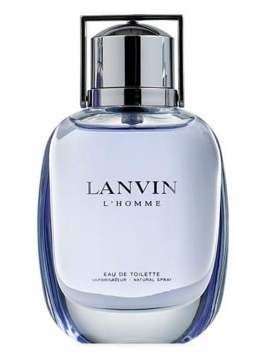 Frasco de colonia Lanvin L'Homme