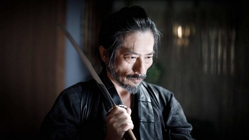 Hiroyuki Sanada en 'Westworld'
