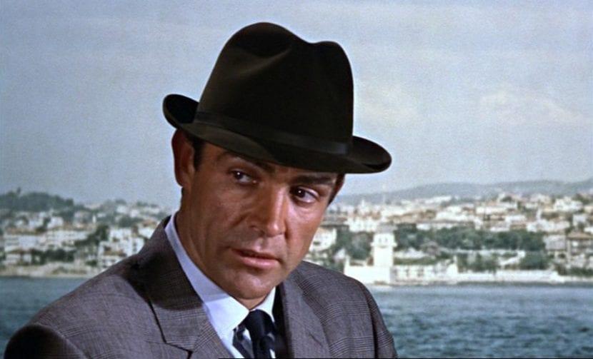 Sean Connery con sombrero Trilby