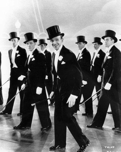 Fred Astaire en 'Sombrero de copa'