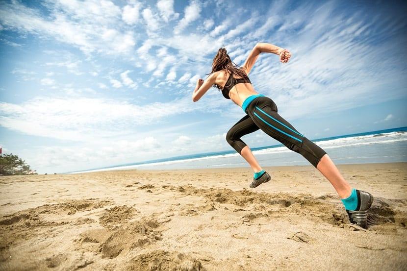 Sprintar y correr