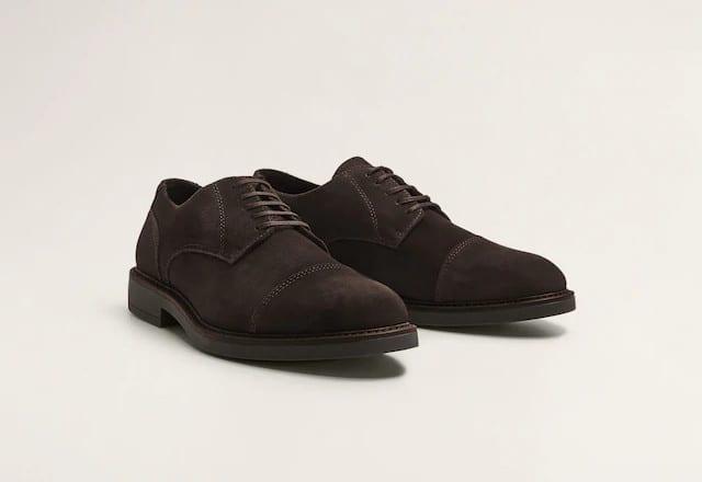 Zapatos serraje