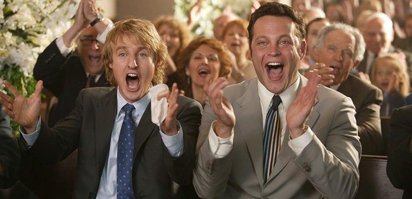 Película 'De boda en boda'
