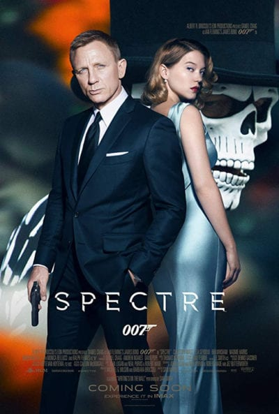 Daniel Craig y Léa Seydoux