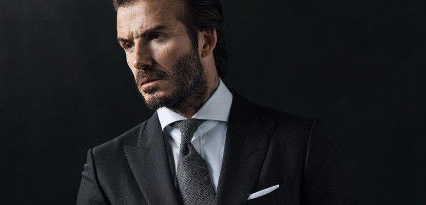 David Beckham para Tudor