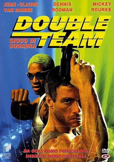 Cartel de la película 'Double Team'