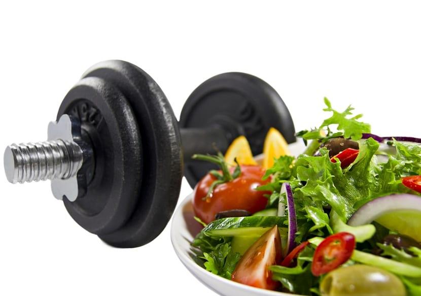 nutricion para el deporte