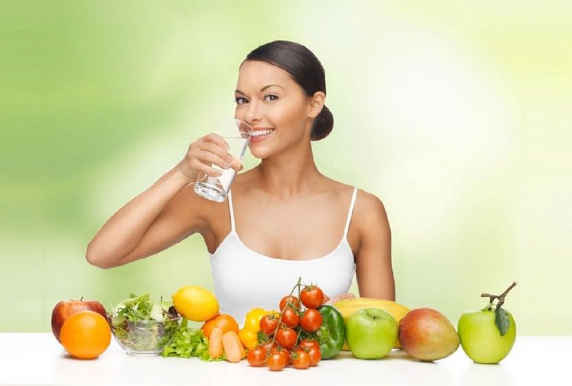 Comer de todo y con moderación