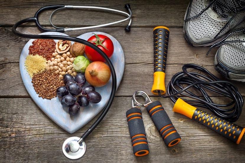 Ejercicio físico y buena nutricion