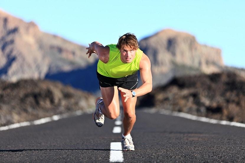 Q es la capacidad aerobica y anaerobica