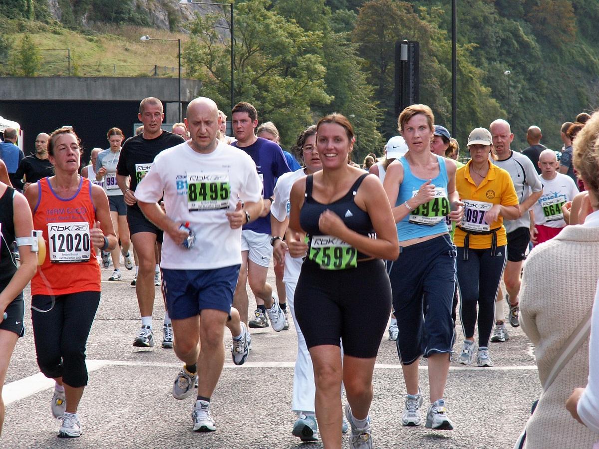 Cómo preparar media maratón