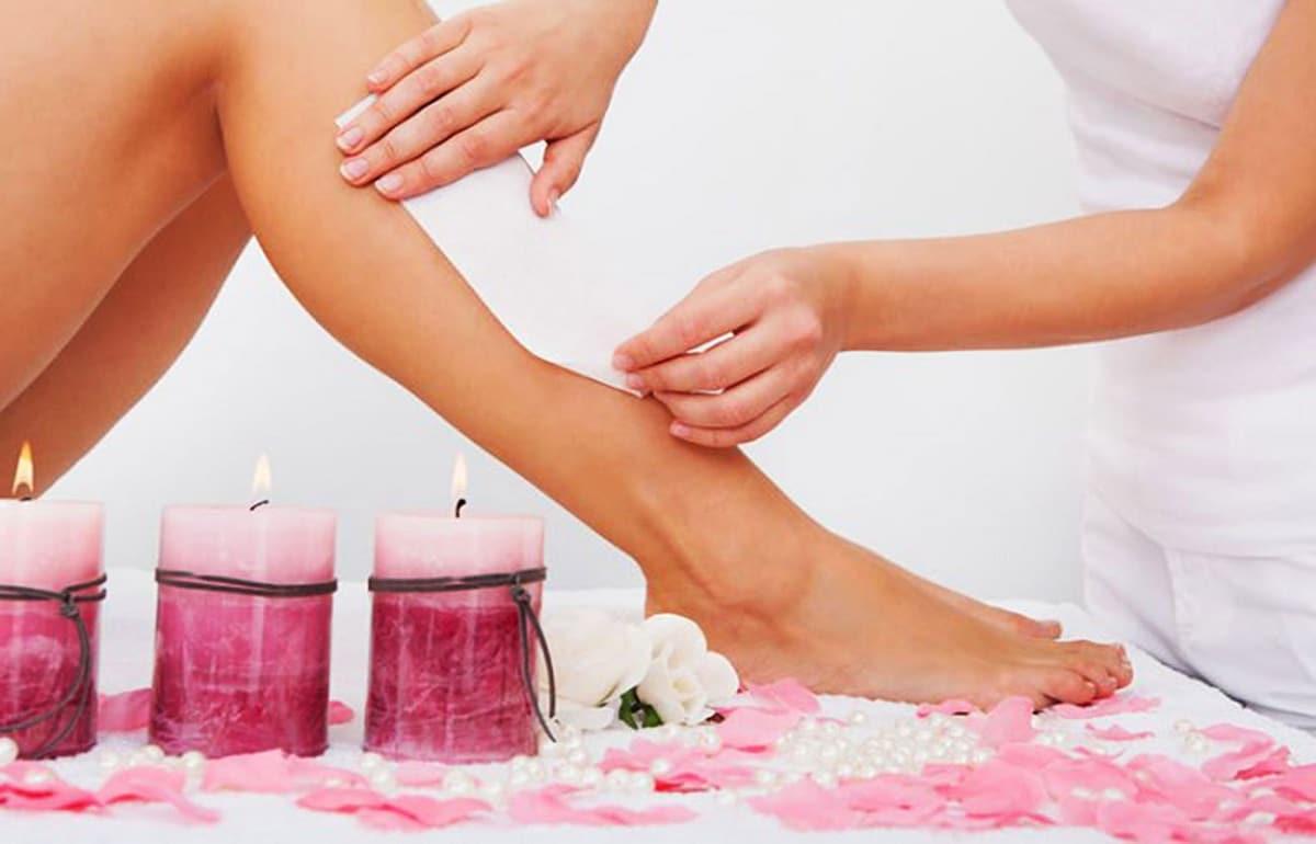 Como usar crema depilatoria en piernas