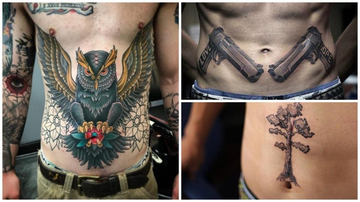 Variedades de tatuajes para hombres
