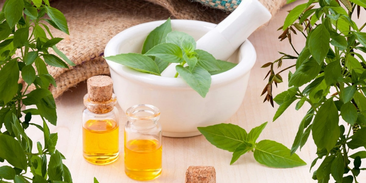 Aceites de aromaterapia