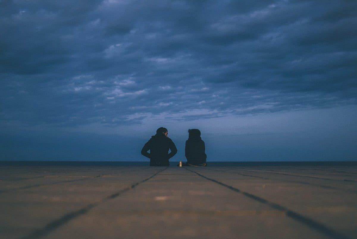 una relación a distancia