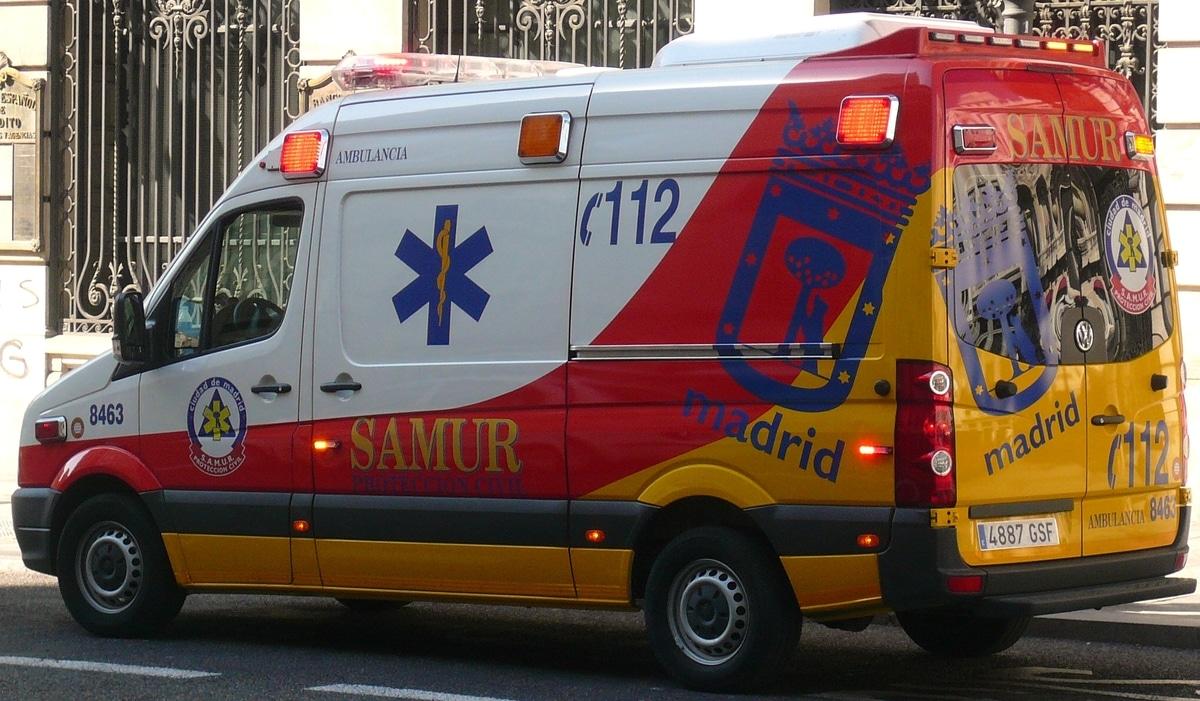 Ambulancia, emergencias