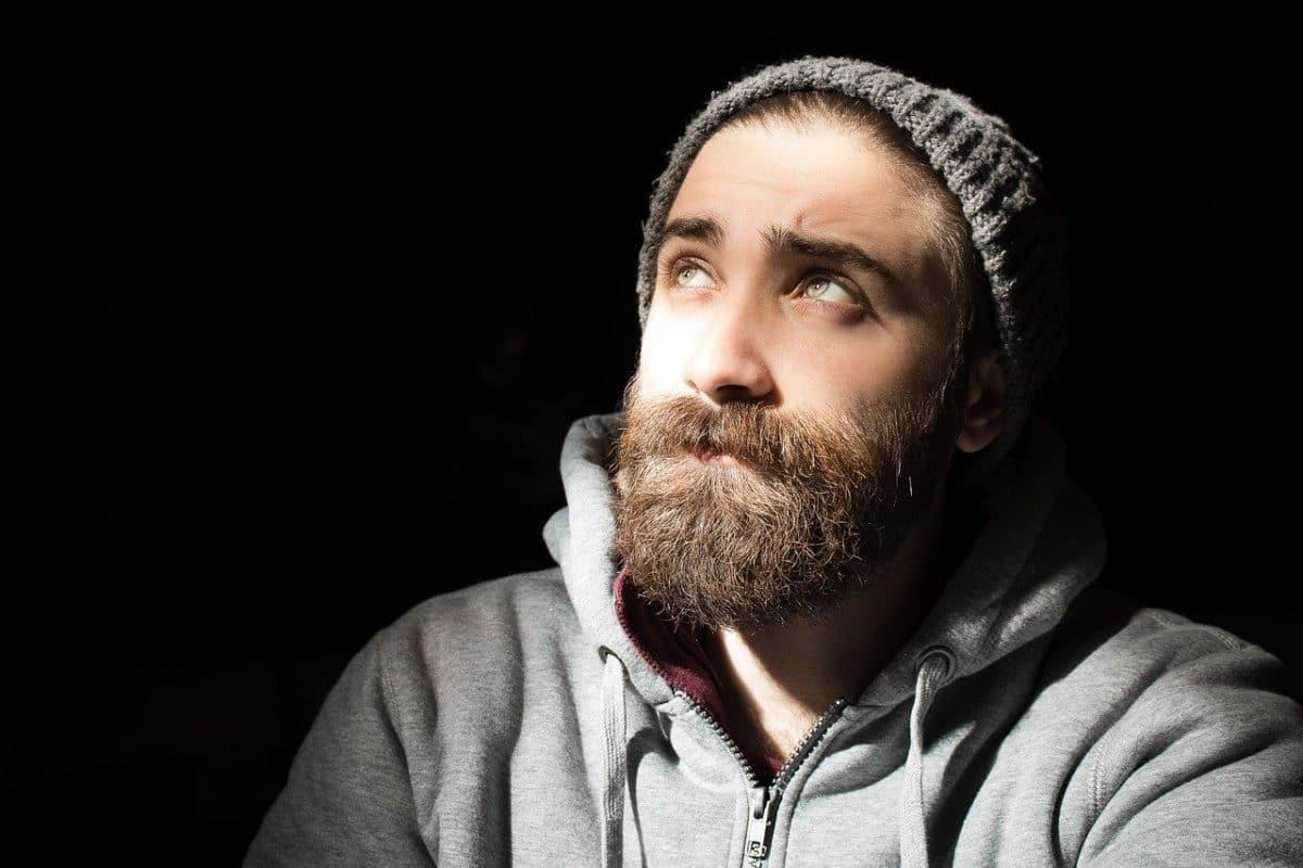 tintar la barba