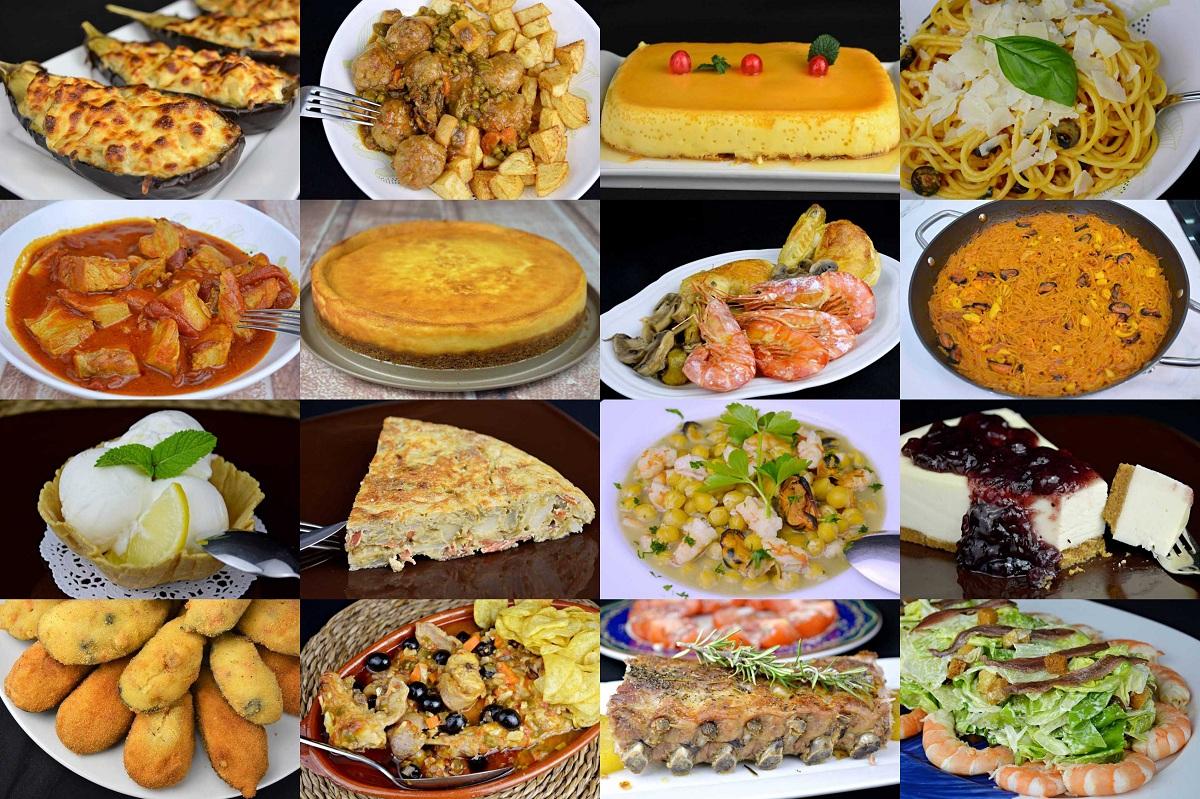 Como hacer un menu saludable para toda la semana
