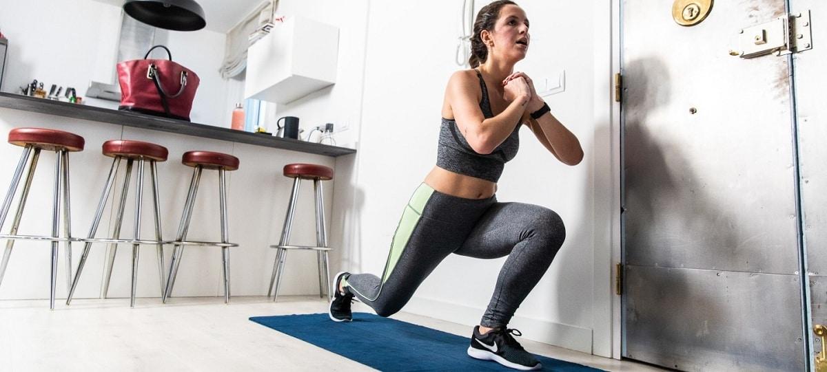 ejercicio durante el confinamiento