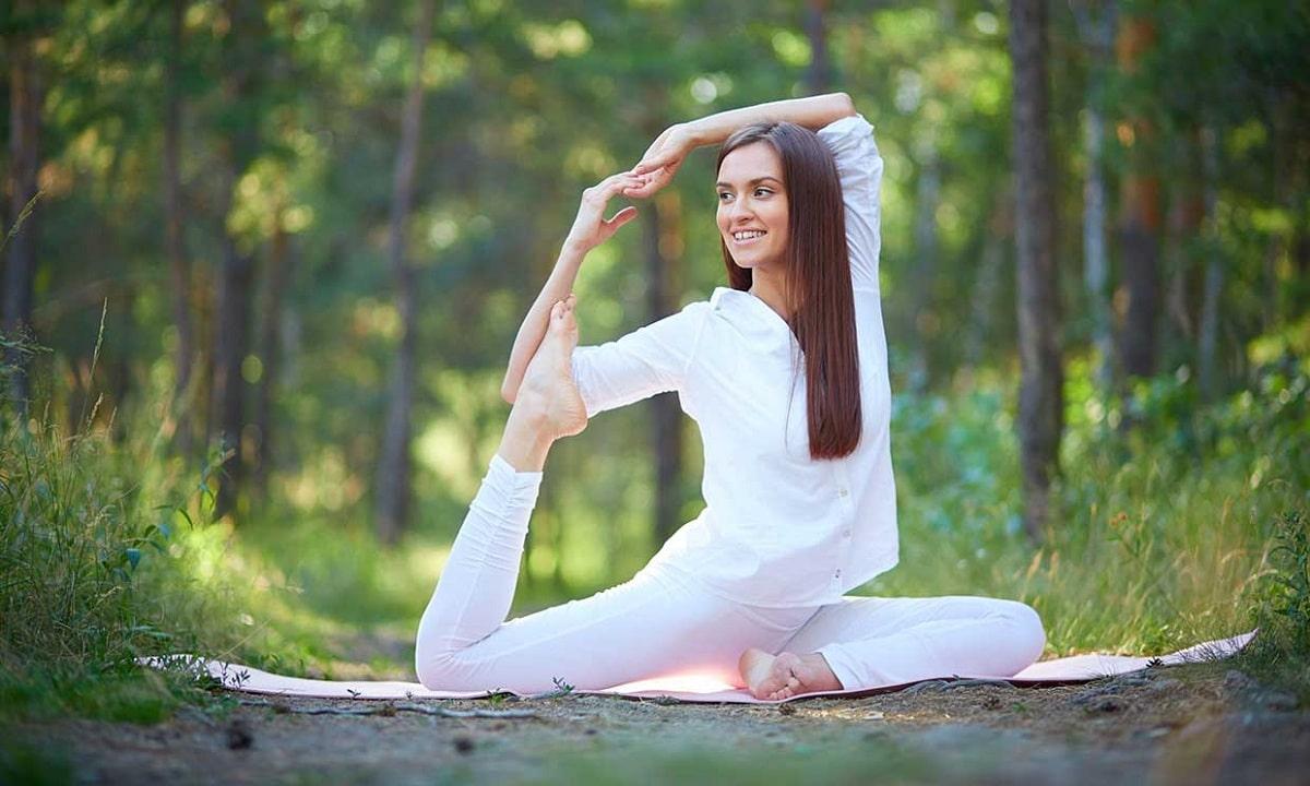 flexibilidad en mujeres