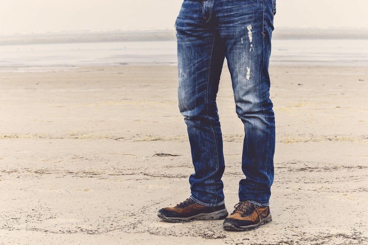 Tipos de pantalones para hombre