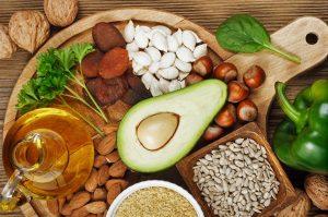 Alimentos ricos en vitamina e sanos