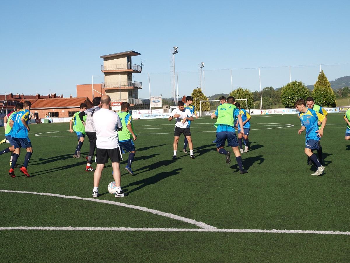futbol y entrenadores