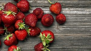 las fresas engordan mentira